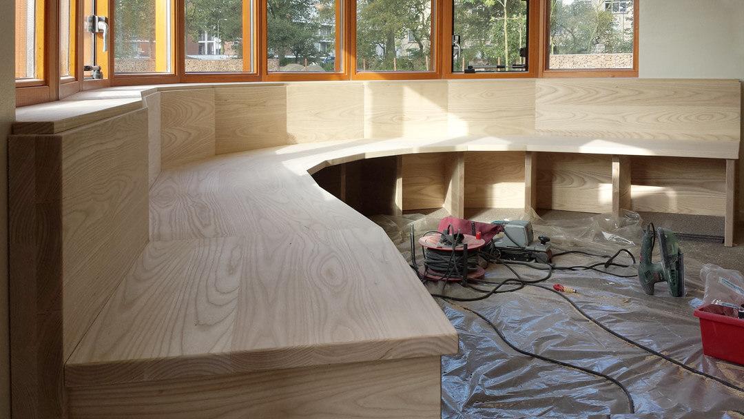 Den haag school de opperd 2 interieur stramannbouw bv for Loft interieur den haag