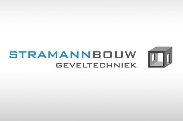 Nieuw logo Stramannbouw geveltechniek